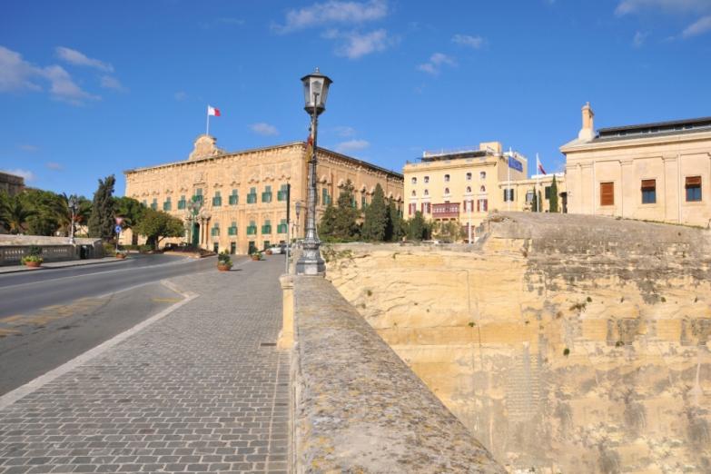 На входе в Старый город