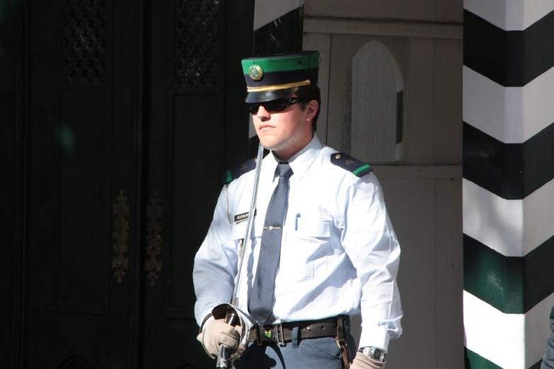 Португальский полицейский