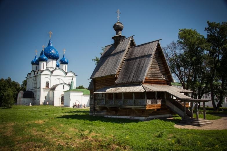 Церкви Суздаля