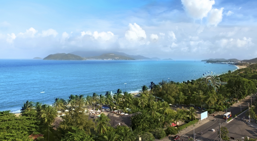Вьетнам, отель Ocean Bay Hotel 2*