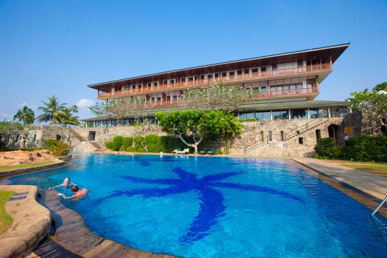 Отель Bentota Beach