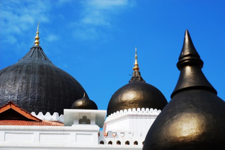 Мечеть капитана Келинга