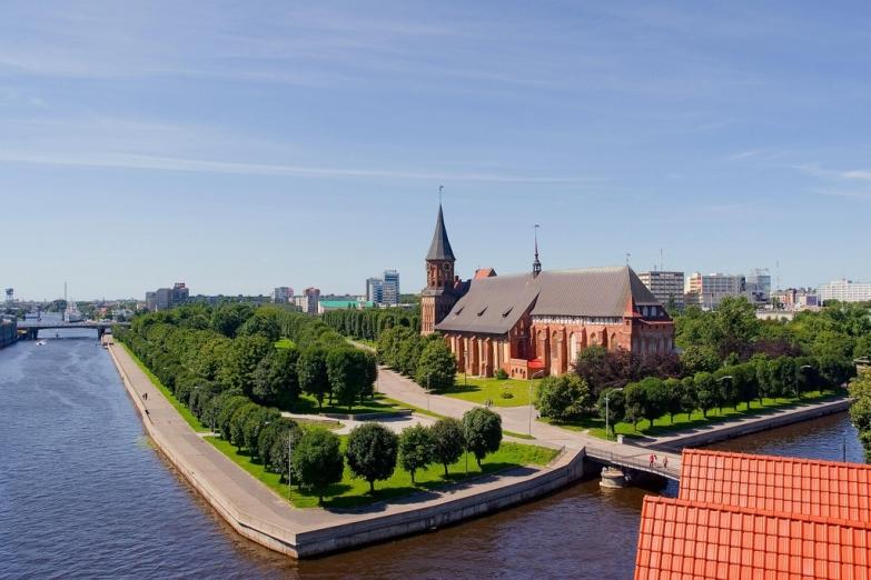 Кенигсбергский собор в Калининграде