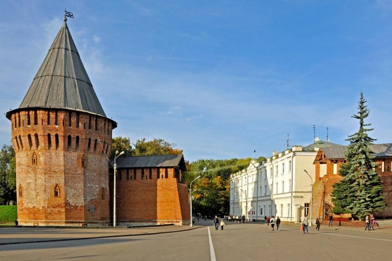 Громовая башня кремля