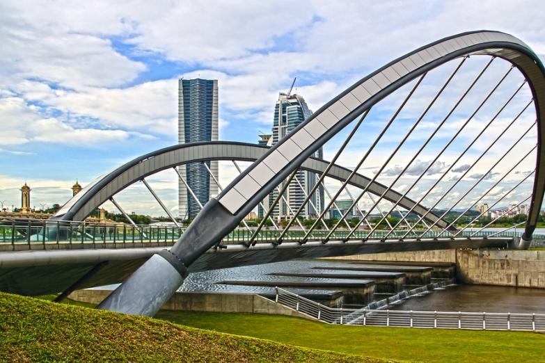 Путраджая - город будущего