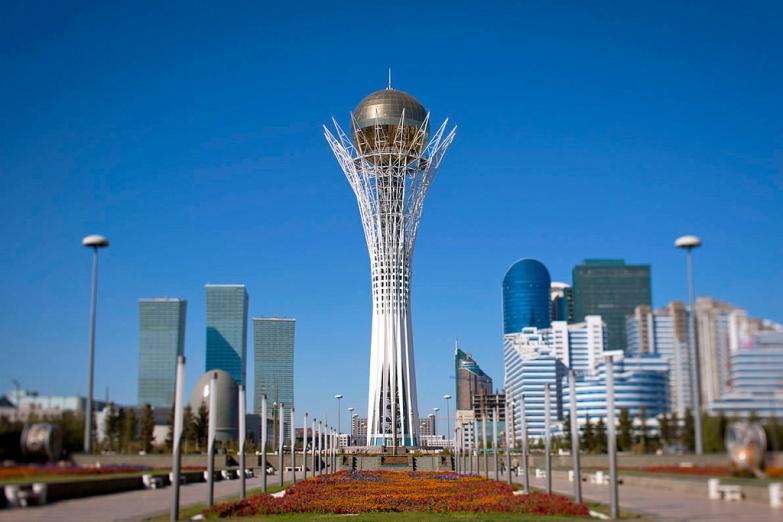 Башня Байтарек - символ города