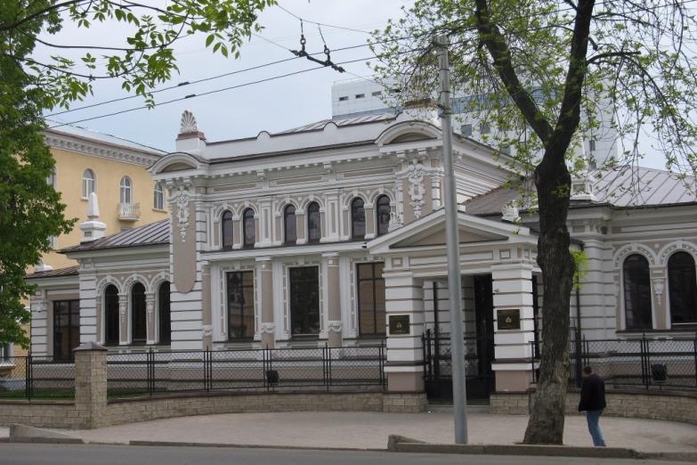Особняк Поносовой-Молло в Уфе