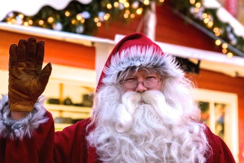 Йоулупукки – финский Санта-Клаус