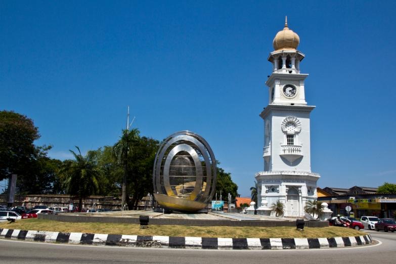 Юбилейная Часовая башня