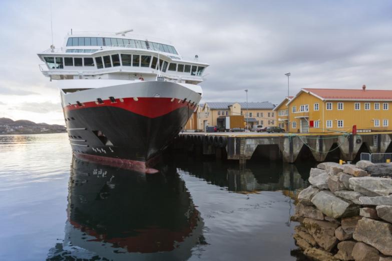 Паром в Норвегии