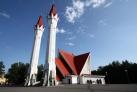 Мечеть Ляля-Тюльпан в Уфе