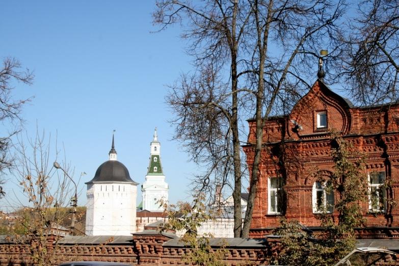Историческая застройка города