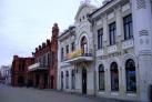 Старые дома в Хабаровске