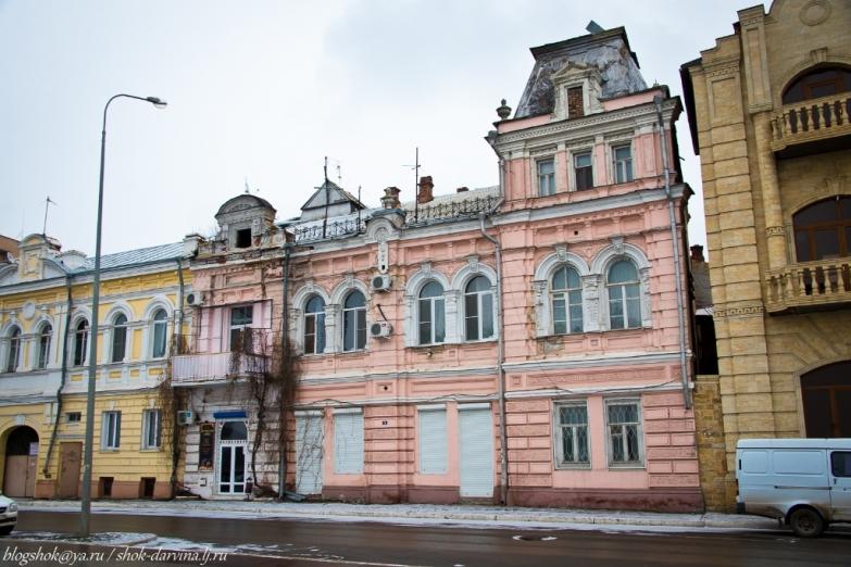 Улица в Астрахани