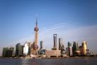 Деловой центр Шанхая