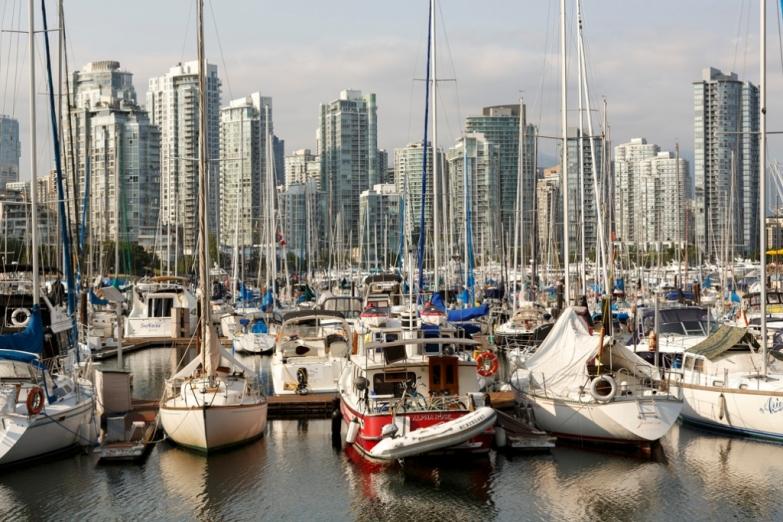 Гавань Ванкувера