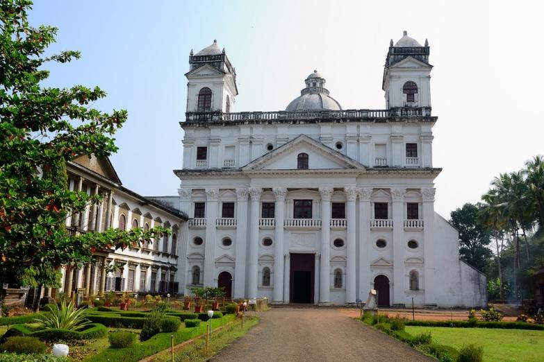 Церковь и монастырь святого Франциска Ассизского