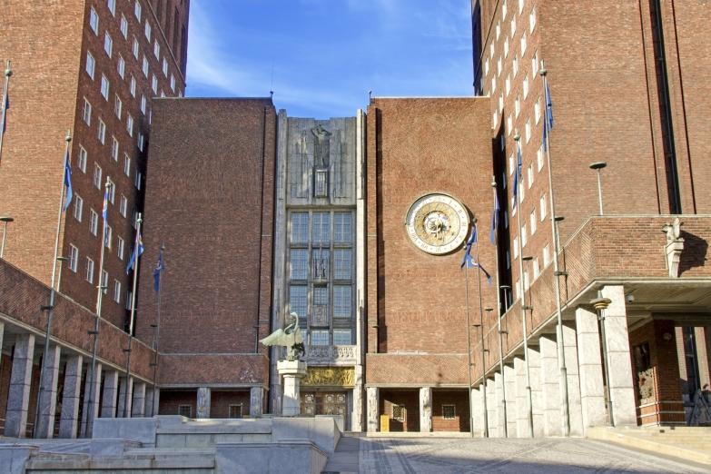 Городская ратуша Осло