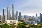 Панорама центра Куала-Лумпура