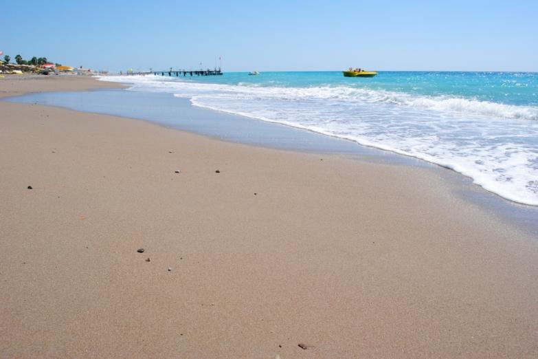 Пляж Белека