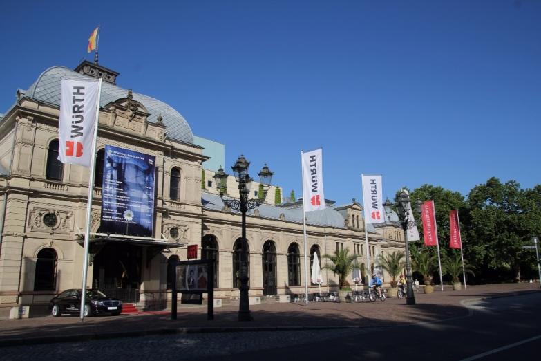 Театр Баден-Бадена