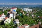 Панорама центрального района