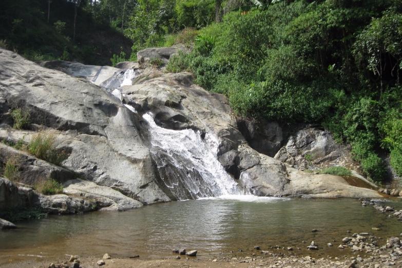 Водопад Mor Paeng