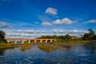 Семиарочный мост