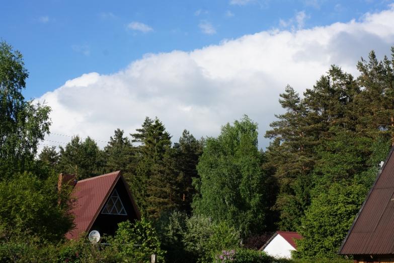 Дачные домики  в  Саулкрасты