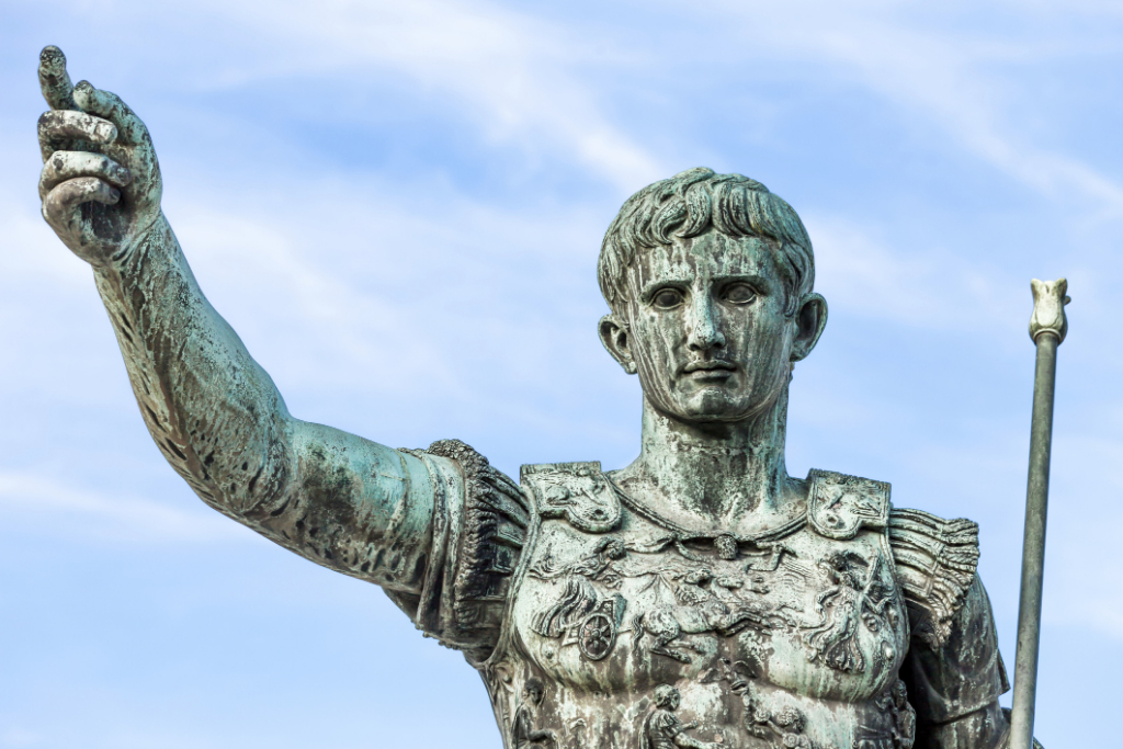 augustus ceasar of rome Augustus caesar is often considered to be the greatest of the roman emperors because he improved the circumstances of the empire to such a great degree when augustus took power, the roman.