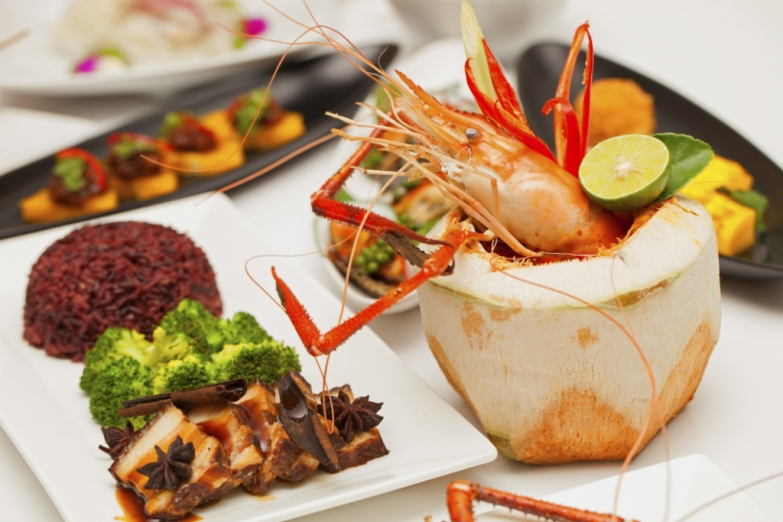 Блюда малайской кухни