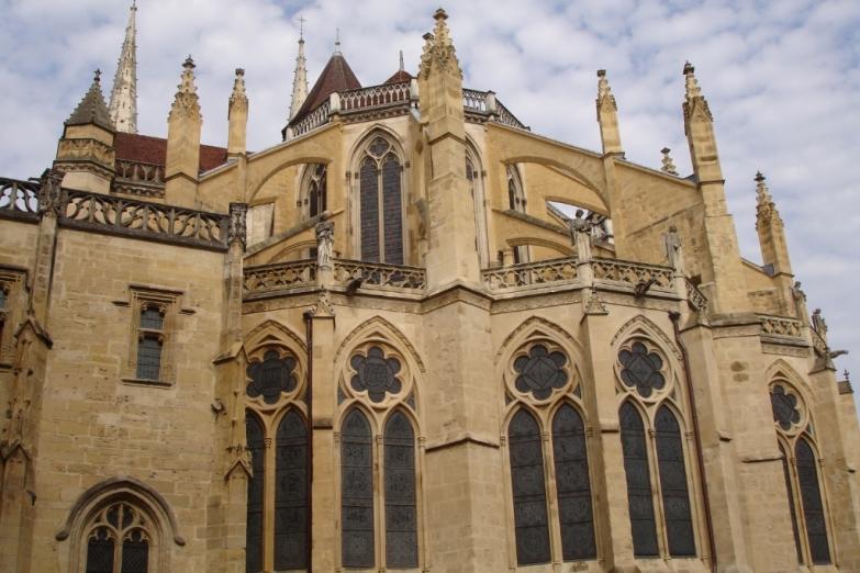 Кафедральный собор в Байонне