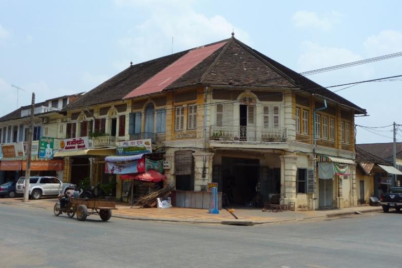 Улицы Баттамбанга