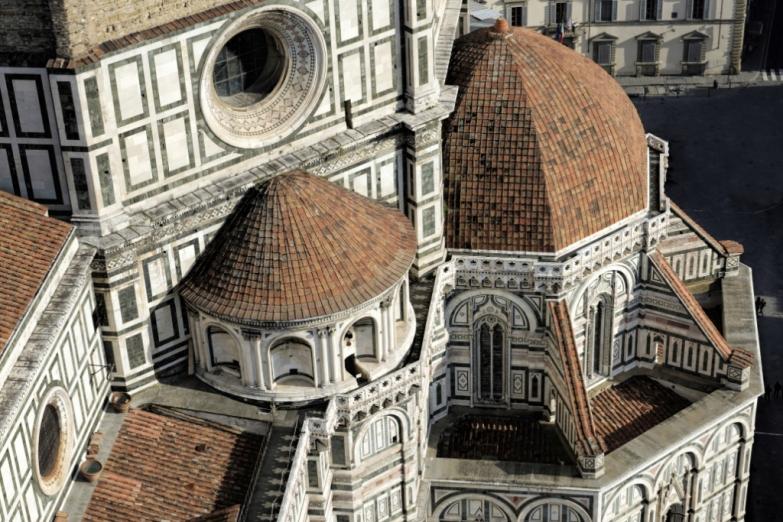 Деталь собора Санта Мария дель Фьоре