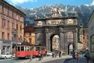 Триумфальная арка Марии Терезии в Инсбруке