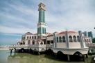 Плавающая мечеть Танджунг Бунгах