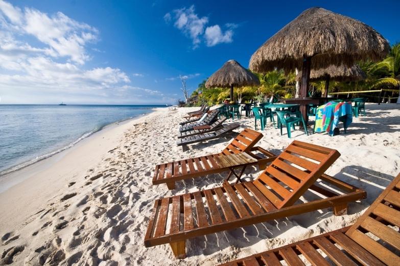 Пляж Ривьеры Майи