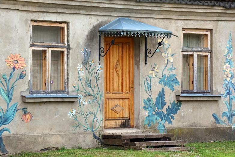 Народное творчество в Кулдиге