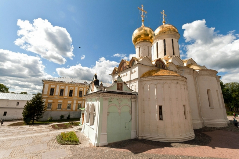 Троицкий собор в Сергиевом Посаде