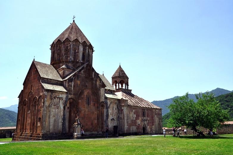 Монастырь Гандзасар в Нагорном Карабахе