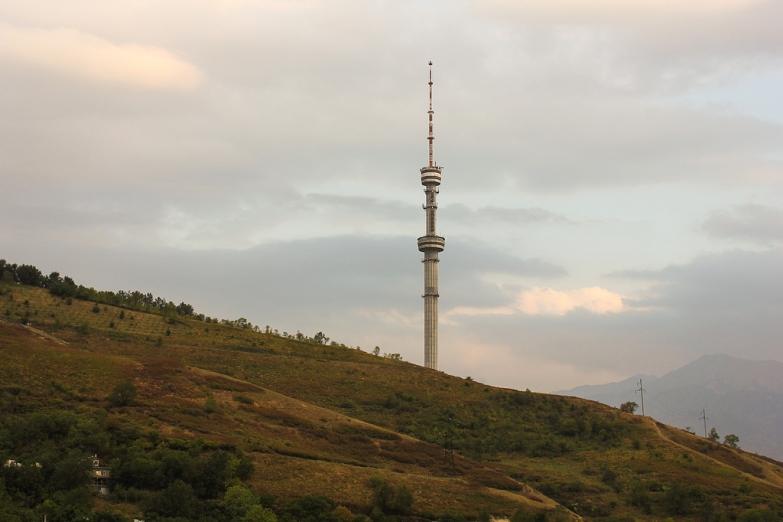 Телевизионная башня в Алма-Ате