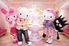 Тематический парк Sanrio Hello Kitty Town