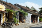 Улицы старого города в Хай Ане