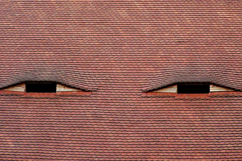 Глазастые крыши