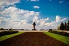 Монумент воину в Ставрополе