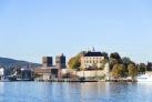 Вид на крепость Акерсхус