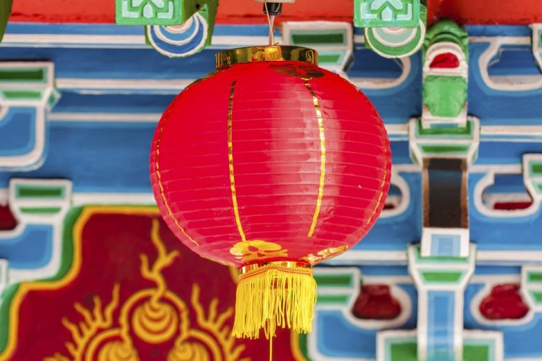 Китайский храм Теан Хоу в Куала-Лумпуре