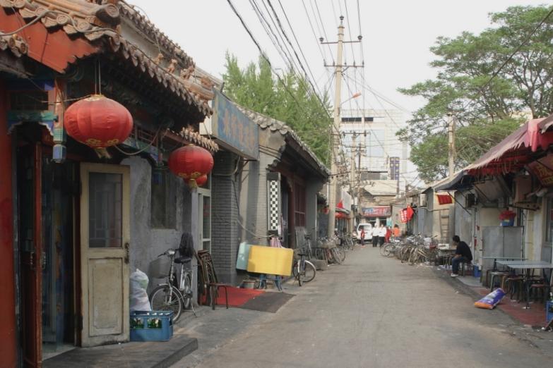 Улицы Пекина
