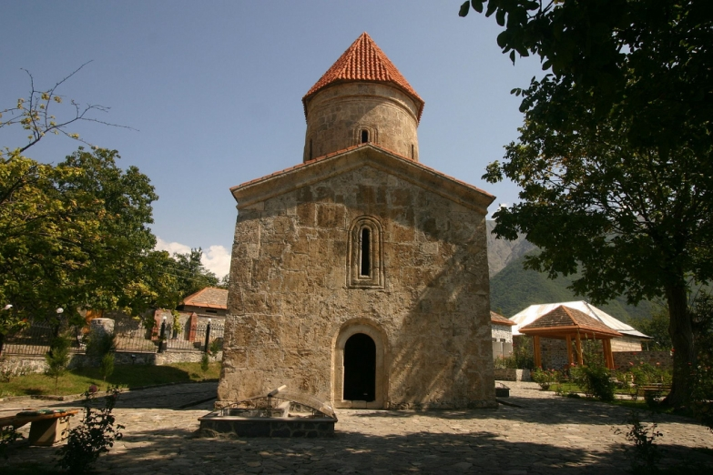 Церковь в селе Киш