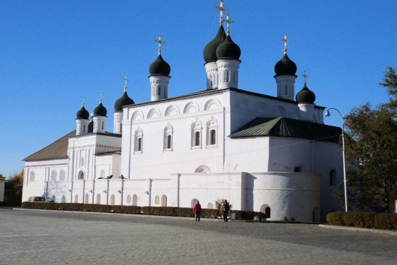 Кафедральный собор в Астрахани